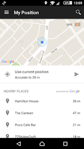 SMSLO - Share Location GPS SMS screenshot 0