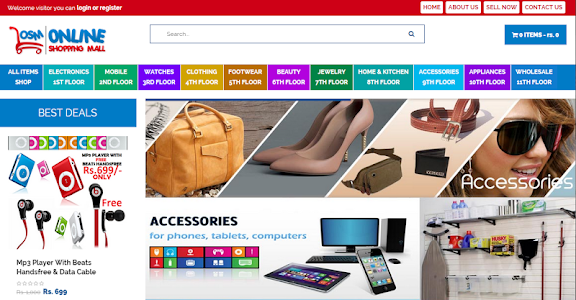 Online Shopping Mall screenshot 3