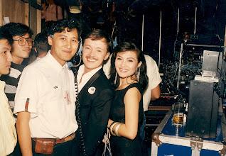 Photo: Norman Ng with Keith Kwan & Deborah Moore  [ dai-bor-lei-more-ha!]