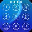 pin screen lock icon