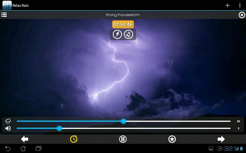 Relax Rain ~ Rain Sounds Screenshot 10