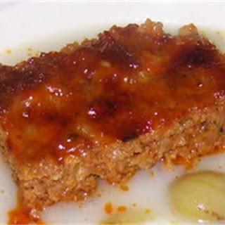 Ground Pork Meatloaf.