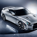 Themes Nissan GT R icon
