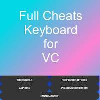 Full Cheats Keyboard for Vice City