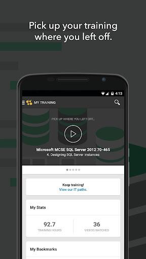 CBT Nuggets - IT Training App