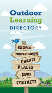Outdoor Learning Directory- screenshot thumbnail