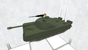 お椀砲塔搭載型 試作車