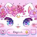 Pretty Kitty keyboard icon