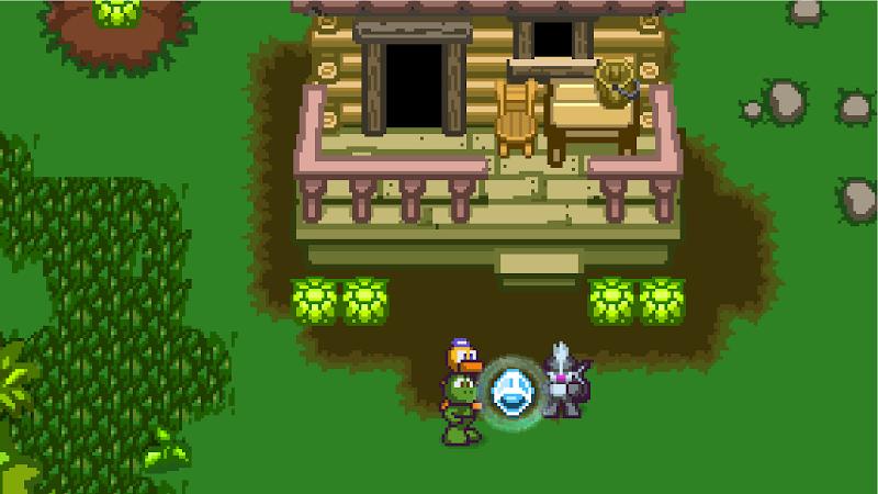 Crystal Picnic Screenshot 2