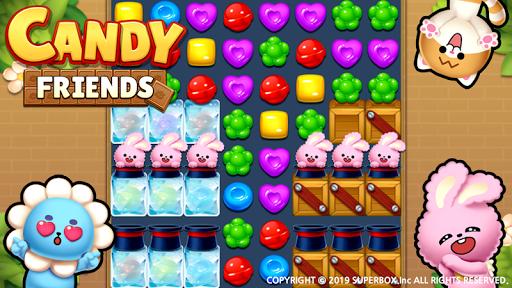 Candy Friendsu00ae : Match 3 Puzzle  screenshots 19