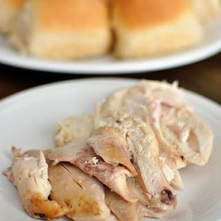 Rock Salt Roast Chicken {Basically The Best Roast Chicken Ever}