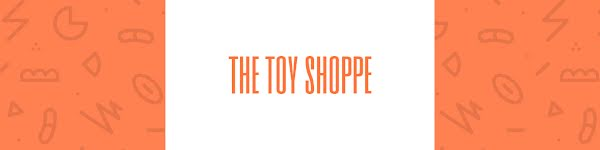 The Toy Shoppe - Etsy Shop Big Banner Template