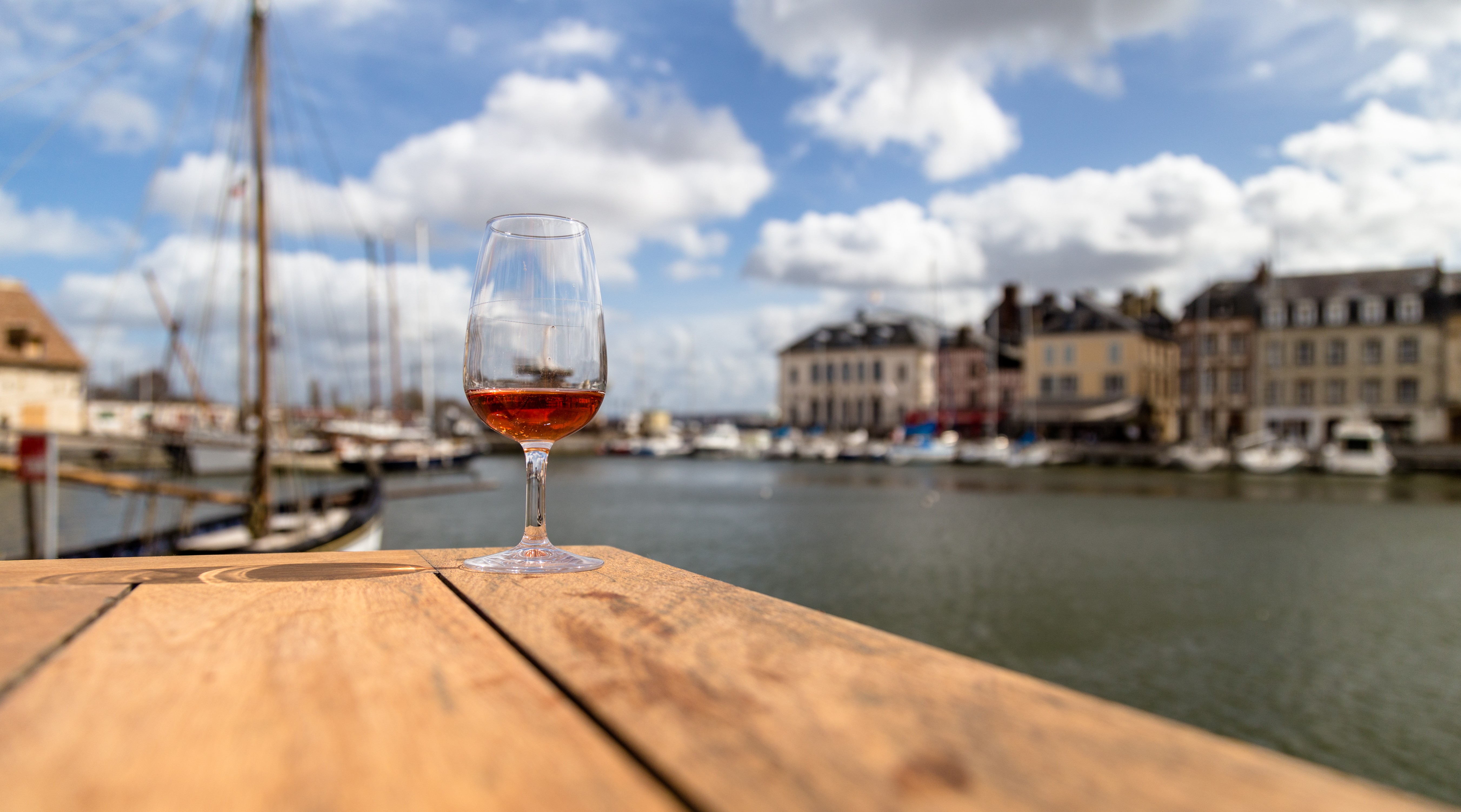"Photo: Normandy ""Kir""  In Honfleur, France (March 2016)"