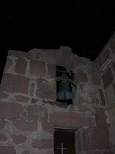 Photo: Holy Trinity Church at the peak of Mt. Sinai