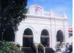 Photo: Dar -e - Meher (Fire temple) - Parsi temple - Royapuram (built -1906-10).