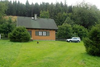 Photo: taki domek chciałbym mieć w górach :D