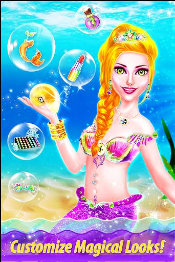 My Little Mermaid - Magical Kingdom Story 1.0.2 screenshots 13