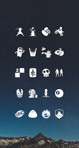 Whicons - White Icon Pack 20.6.9 screenshots 3