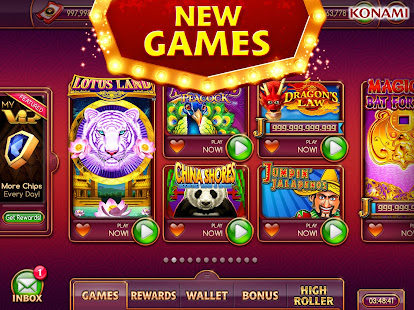 casino games for my phone
