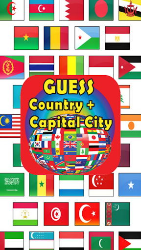 Guess Country and Capital City