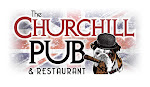 Logo for The Churchill Pub and Restaurant