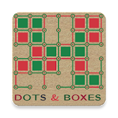 Dots & Boxes - Free Board Game