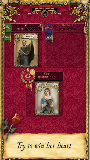 Love Letter - Strategy Card Game  image 3