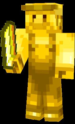 Normal Gold Mario