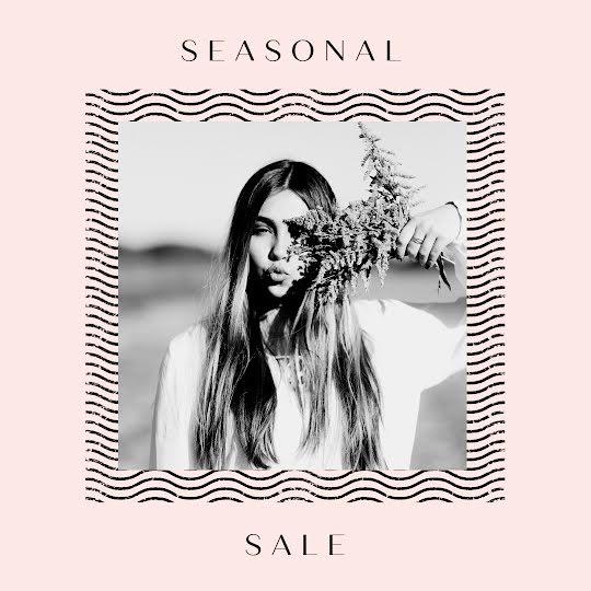 Seasonal Fashion - Instagram Post Template