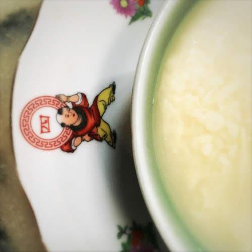Tofu Skin, Gingko Nuts, Sweet Soup, chinese, dessert soup, recipe,  白果, 腐竹, 糖水, fuzhu, 銀杏果
