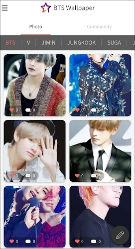 Download Bts Hd Wallpaper Lockscreen Kpop Apk Latest Version App