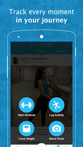 【免費健康App】PumpUp — Fitness Community-APP點子