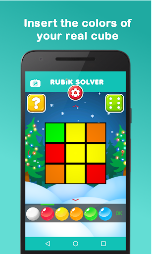 RubikSolver 6.2 screenshots 1