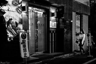 Photo: 街闇欲  Tokyo Street Shooting Location; #Shinjuku , #Tokyo , #Japan   #photo #photography #streetphotography #streettogs  #leica #leicammonochrom