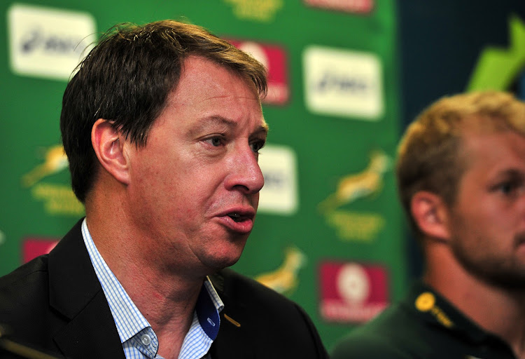 SA Rugby chief executive Jurie Roux.