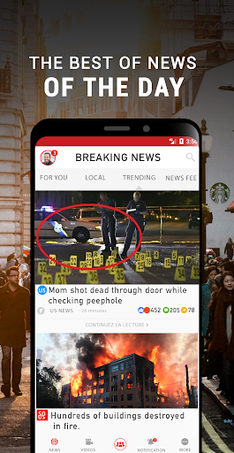 Download US Breaking News: Latest Local News & Breaking For PC 2
