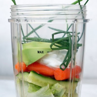Ranch House Salad Smoothie.