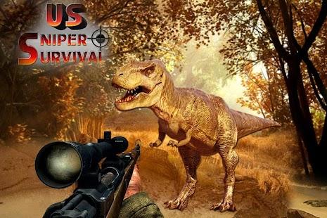 US Sniper Survival 2018 - náhled