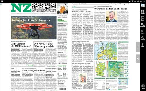 Nürnberger Zeitung - náhled