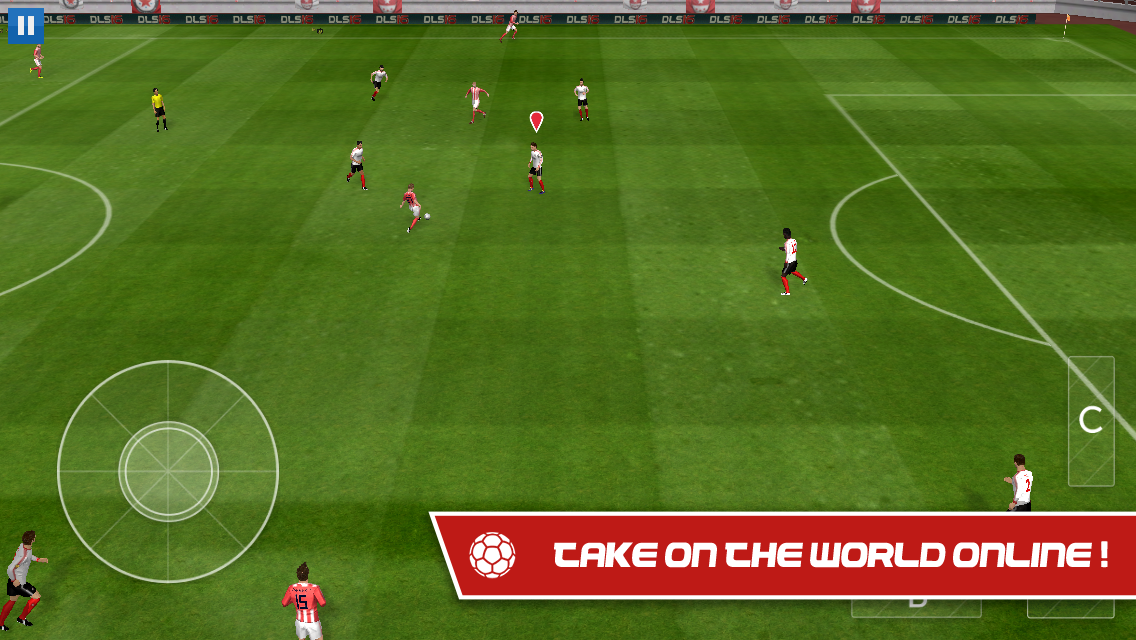 Dream League Soccer- tangkapan layar