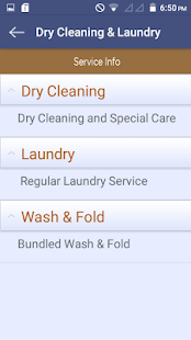 DoorServe Dry Cleaning- screenshot thumbnail
