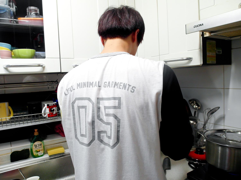 bts jin kim woo bin trainer 1