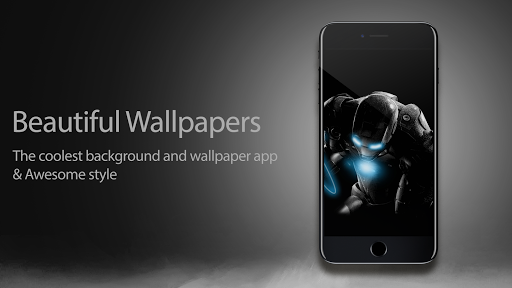 Iron Wallpapers 4K Art Pro for PC