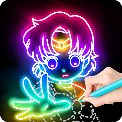 Draw Glow Comics for PC