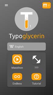 Typoglycerin (Unreleased) - náhled