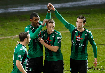 📷 Cercle Brugge bereidt zich voor op levensbelangrijke degradatietopper met.... een potje padel