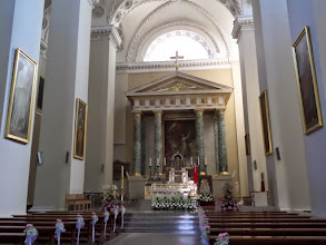 Photo: St. Casimir Chapel was built between 1623 and 1636.  It is part of the much larger cathedral.