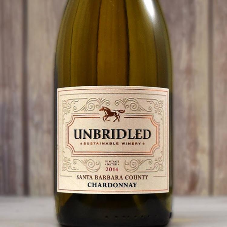 Logo for Wild Horse Unbridled Chardonnay