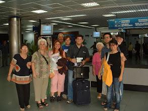 Photo: Todos hicieron un excelente trabajo de no llorar tanto... pero, a algunos se les salieron (es natural).... pues, estamos emigrando del pais.