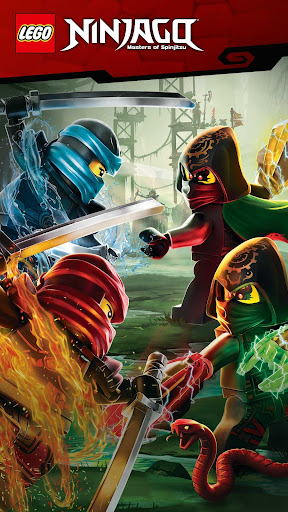 THE LEGO® NINJAGO® MOVIE™ app screenshot 5